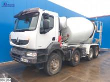 Camión hormigón cuba / Mezclador Renault Kerax 450 DXi