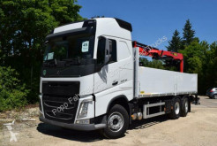 Camión caja abierta teleros Volvo FH FH500 6x2 Baustoff Palfinger Ladekran Ladungsanz