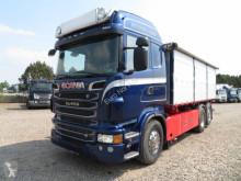 Lastbil ske Scania R560 6x2*4 Ecotop 3 site Tipper Euro 5