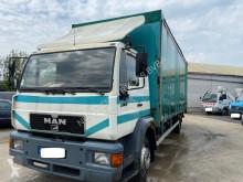 Camion rideaux coulissants (plsc) MAN 14.224