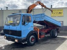 Camión Mercedes 1617 volquete usado