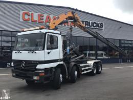 Ciężarówka Hakowiec Mercedes Actros 4140