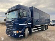 Camión Scania R 440 caja abierta usado