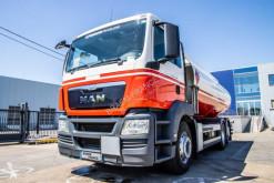MAN oil/fuel tanker truck TGS 26.360