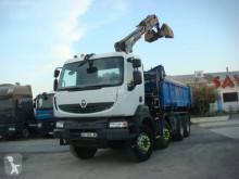 Camión volquete volquete bilateral Renault Kerax 410