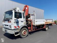 Renault Midliner truck used standard flatbed