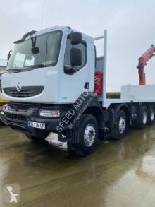 Lastbil Renault Kerax 420 DCI flatbed brugt