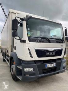 Camion MAN TGM 18.250 rideaux coulissants (plsc) occasion
