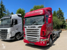 Camión Scania R Scania R 440 6x2 (420,460,500) Euro 5 chasis usado