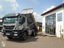 Camión Iveco Trakker TRAKKER 410 (AT260T41/P) 6x4 Bordmatik M-Haus volquete volquete trilateral usado