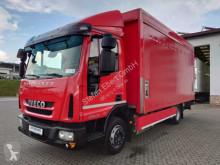 Camion rideaux coulissants (plsc) Iveco Eurocargo Eurocargo ML120EL21 Getränkepritsche+LBW Abbiege