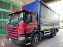 Camion Scania P 94P260 Teloni scorrevoli (centinato) usato