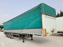 Viberti tautliner semi-trailer SEMIRIMORCHIO, CENTINATO SPONDE, 3 assi