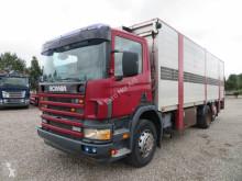 Camião Scania 114/380 6x2*4 Livestock transporte de animais usado