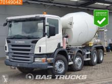 Camion béton toupie / Malaxeur Scania P 380