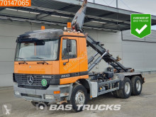 Camion polybenne Mercedes Actros 2643