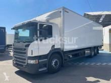 Camión furgón Scania P 410