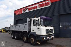 Camion MAN FE 410 ribaltabile bilaterale usato