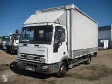 Iveco Eurocargo 180E18 truck used tautliner
