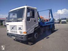 Volvo skip truck FL
