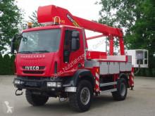 Caminhões plataforma Iveco Eurocargo 110E22 Arbeitsbühne Palfinger BISON 19