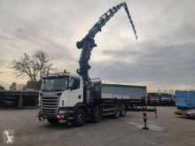 Camion Scania G 400 plateau ridelles occasion