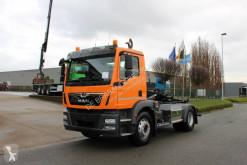 曼恩TGM卡车 15.290 双缸升举式自卸车 二手