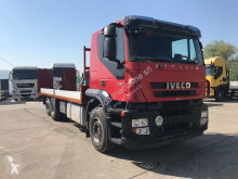 Iveco Stralis AD 260 S 42 Y/P truck used heavy equipment transport