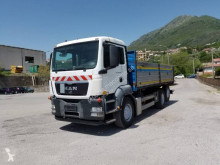 Camion MAN TGS 26.320 benne occasion