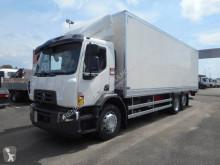 Ciężarówka furgon furgon drewniane ściany Renault D-Series 380.26 DTI 11