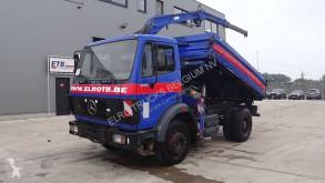 卡车 车厢 奔驰 SK 1617