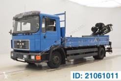 Ciężarówka platforma MAN 12.190