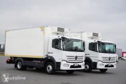 Camion MERCEDES-BENZ ATEGO / 1223 / EURO 6 / CHŁODNIA + WINDA / 13 PALET / MAŁY PRZEB frigo occasion