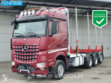 Camión maderero Mercedes Arocs