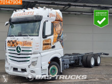 Camion châssis Mercedes Actros