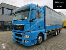 Camion savoyarde MAN TGX TGX 26.440 6X2 / Intarder / Lenk-Liftachse /LBW