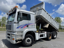 Camión MAN TGA 26.460 TGA 26.460 6X4 FULL STEEL HUBREDUCTION EURO 3 volquete usado