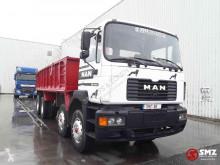 Camión MAN 35.414 volquete usado