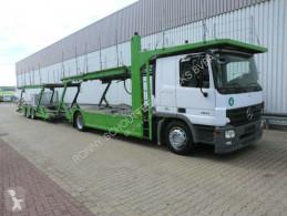Camion remorque porte voitures Mercedes Actros 1841L 4x2 1841L 4x2 für 8 bis 9 Fahrzeuge, Aufbau AKSOYLU