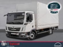 Camion savoyarde MAN TGL 8.190 BL-PRITSCHE PLANE-AHK-LBW-3SITZE-KLIMA