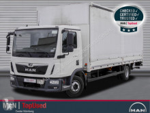 Camion savoyarde MAN TGL 12.250 BL-PRITSCHE PLANE-AHK-LBW-3SITZER-E6