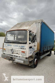 Renault Midliner 140 truck used tautliner