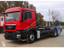 Camion MAN nc polybenne occasion