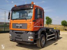 Camión Gancho portacontenedor MAN TGA 33.430