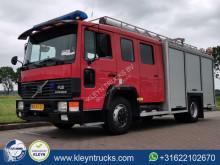 Caminhões bombeiros Volvo FL 614