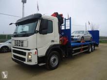 Volvo gépszállító teherautó FH12 380