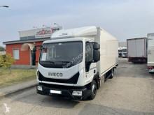 Kamión Iveco Eurocargo ML 75 E 19 P dodávka dvojitá podlaha ojazdený