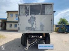 Poľnohospodársky náves stavebná korba Bauwagen
