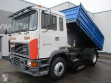 Camión ERF , DAF E12 TX400 , Manual , 3 way tipper , volquete volquete trilateral usado