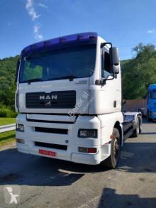 Камион мултилифт с кука MAN TGA 26.430